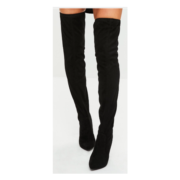 Women's Classic Boots Over-The- Knee Boots image 1