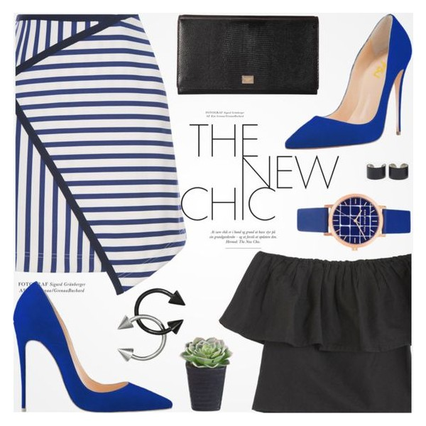 Royal Blue Stiletto Heels Pumps for Office Lady image 5