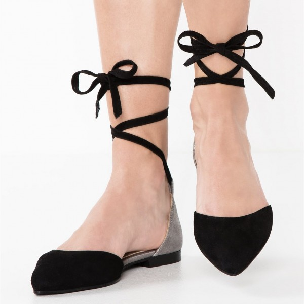Pointed Flats Online