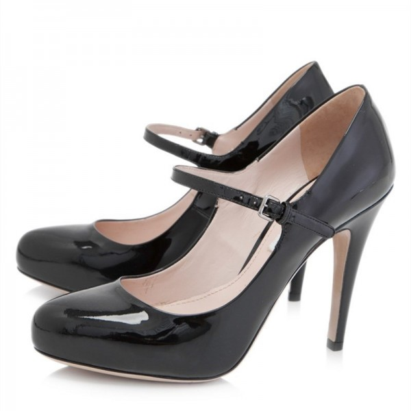 Mary Jane High Heels