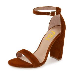 Women's Sienna Ankle Strappy Open Toe Sandals