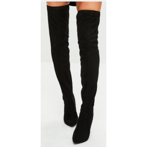 Women's Classic Boots Over-The- Knee Boots