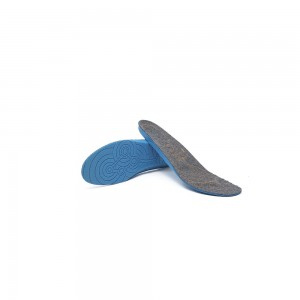 Blue and Grey Comfortable Insoles