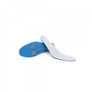 Blue and White Comfortable Insoles