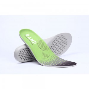Green Honeycomb Shaped Comfortable Insoles Type-B