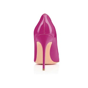 Women's Orchid Classic Pointy Toe Stiletto Heel Pumps Office Heels