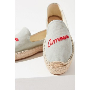 Custom Made Slip-on Summer Espadrille Comfortable Shoes