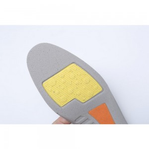 Grey Insoles for Running and Walking