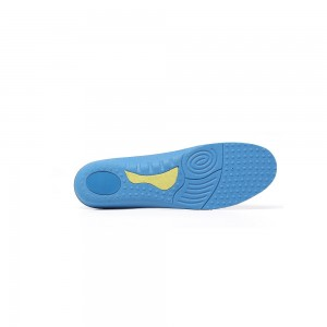 Orange and Blue Comfortable Insoles