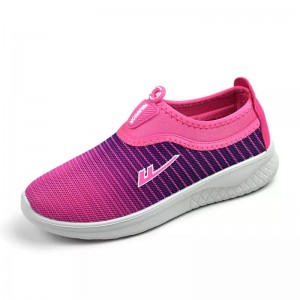 Pink Hui Li Sneaker Sports Shoes