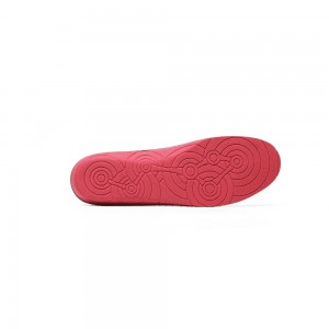 Red and Grey Comfortable Insoles
