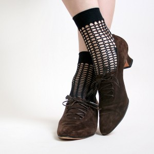 Women's Brown Vintage Heels Lace up Pumps Spool Heels Witch shoes for Halooween