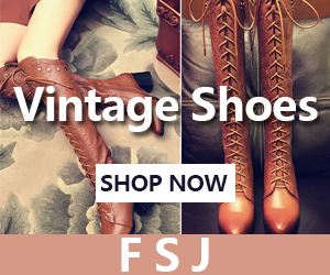 vintage shoes